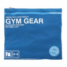 <<F1 Go Clean Gym Gear ブルー>> パッキングバッグ ジム用品ケース / 50109-03