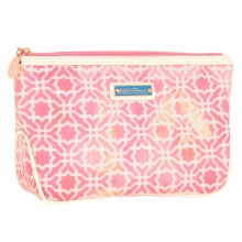 <<STEWARDESS ALHAMBRA TOILETRY CASE>> アルハンブラ トイレタリー ケース ピンク / 50315-11